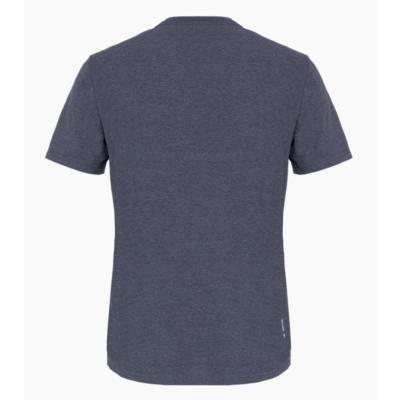 Moška majica Salewa Natisnjeno Polje Posuši premijo mornarica melange 28259-3986, Salewa