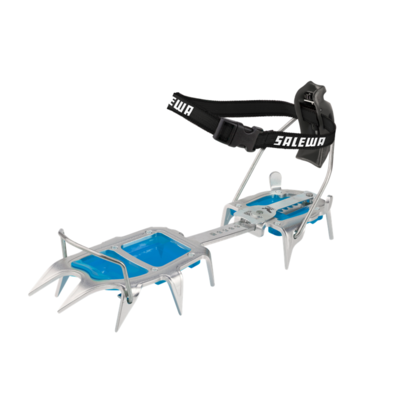 Dereze Salewa Alpinist Alu Kombinirano jeklo modra 813-0999