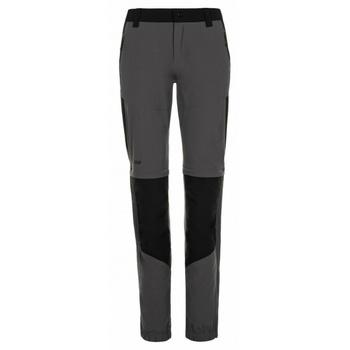 Ženske hlače za na prostem Kilpi HOSIO-W temno siva