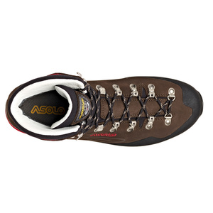 Boty Asolo Vrhunski GV MM temno brown/red/A904