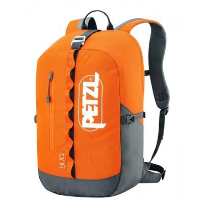 Plezalni nahrbtnik PETZL Bug 18 l orange, Petzl