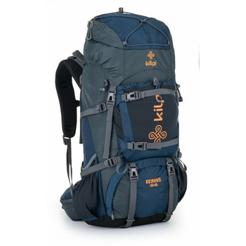 Pohodniški nahrbtnik 45+5 L Kilpi ECRINS-U temno modra, Kilpi