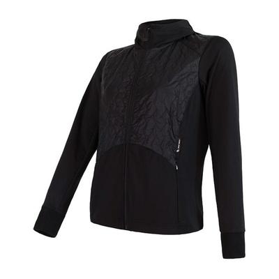 dame jakna Sensor Infinity nič črna 20200056, Sensor