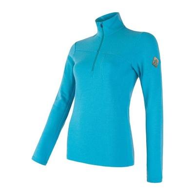 ženske majica Sensor Merino Extreme blue 18200034, Sensor