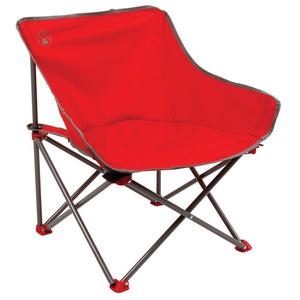 stol Coleman Kick-back rdeča, Coleman