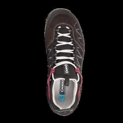 ženske čevlji AKU Tengu nizka GTX črna / bordo, AKU