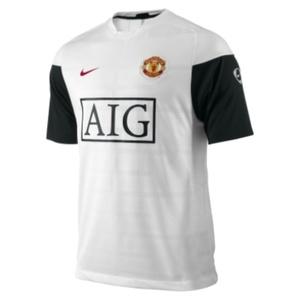 majica Nike FC Manchester Velika SS Izobraževanje na vrh 355099-100, Nike