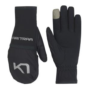 rokavice Kari Traa Lise črna, Kari Traa