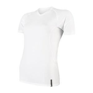ženske majica Sensor Coolmax TECH kr.rukáv bela 20100022, Sensor