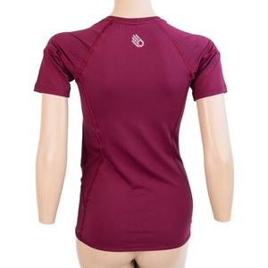 ženske majica Sensor Coolmax TECH kr.rukáv lilla 20100024, Sensor