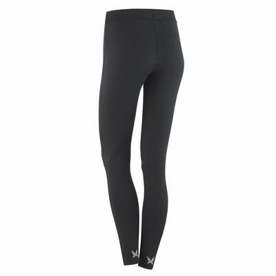 ženske gamaše Kari Traa Jazbina hlačne nogavice 622640, črna, Kari Traa