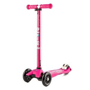 skuter Maxi Micro Deluxe šokantno Pink, Micro