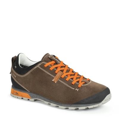 moški čevlji AKU 504.3 Bellamont suede GTX bež / oranžna, AKU