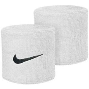obleka-ščit Nike Swoosh Zapestnica bela, Nike