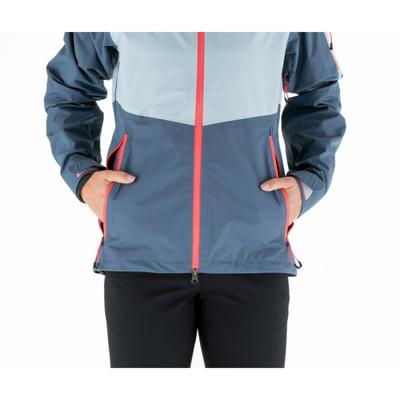 Ženske membrano jakna Kilpi LEXAY-W modra, Kilpi