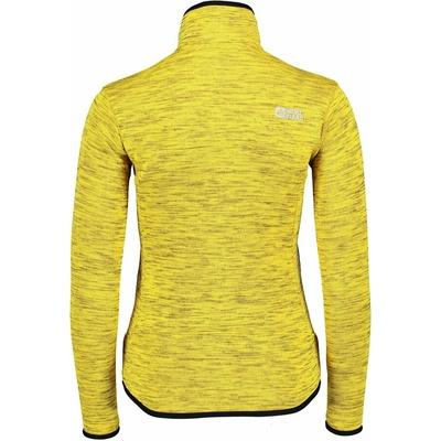 ženski pulover NORDBLANC Kritično NBWFL5890_ZLU, Nordblanc