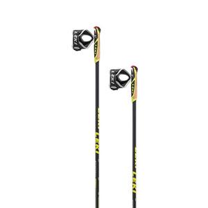 tek palice Leki LRK 850 black / antracit / bela / rumena 6434040, Leki