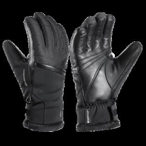 ski rokavice LEKI Snowfox 3D dama črna, Leki