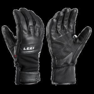 ski rokavice LEKI lightning 3D črna, Leki