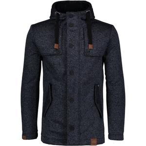 moški pulover mehka lupina plašč NORDBLANC Staid NBWSM6597_ZEM, Nordblanc