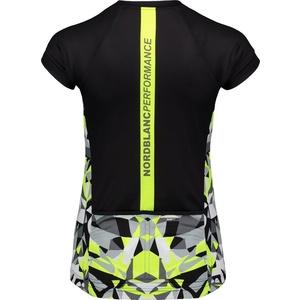 ženski kolesarjenje majica NORDBLANC Seduce NBSLF6651_CRN, Nordblanc
