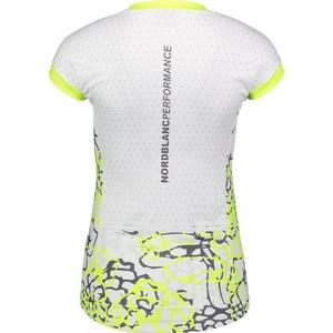 ženski kolesarjenje majica NORDBLANC Astonsko NBSLF6651_CRN, Nordblanc