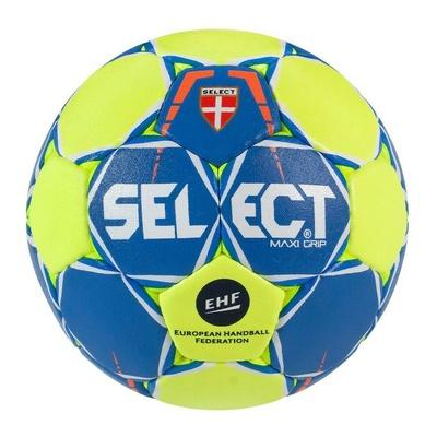 Rokomet kroglica Select HB maxi oprijem modra in rumena, Select