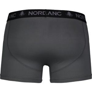 moški bombaž boksarice Nordblanc Globina siva NBSPM6865_TSD, Nordblanc