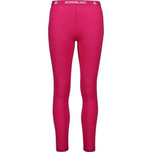 ženske termo hlače Nordblanc Raport temno roza NBWFL6874_RUV, Nordblanc