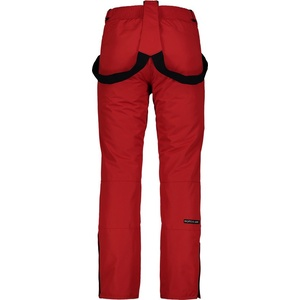 moški smučanje hlače Nordblanc TEND rdeča NBWP6954_ENC, Nordblanc