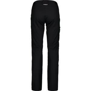 ženske na prostem hlače Nordblanc Kraljevati črna NBFPL7008_CRN, Nordblanc