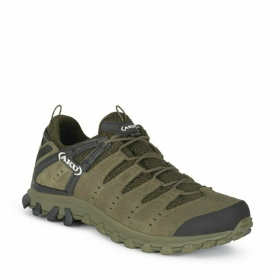 Moški čevlji AKU Alterra Lite GTX zeleno / črni, AKU