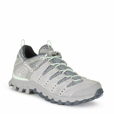 Ženski čevlji AKU Alterra Lite GTX sivo / žad, AKU