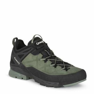 Moški čevlji AKU Rock Dfs GTX zelena, AKU