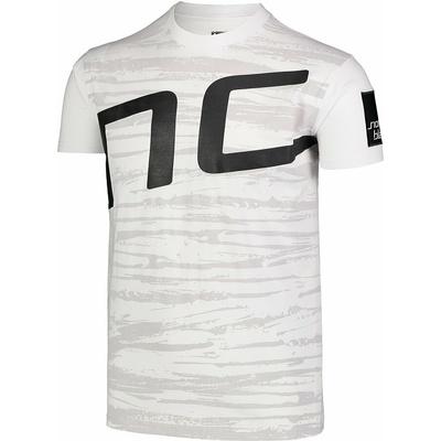 Moška majica Nordblanc Iantos bela NBSMT7393_BLA, Nordblanc