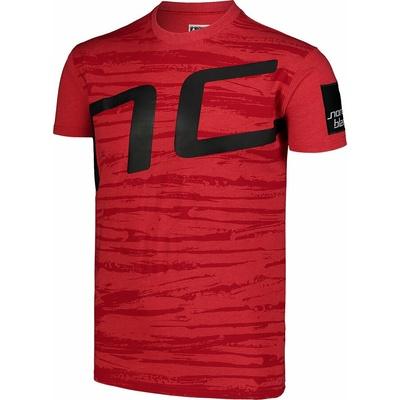 Moška majica Nordblanc Iantos rdeča NBSMT7393_TCV, Nordblanc