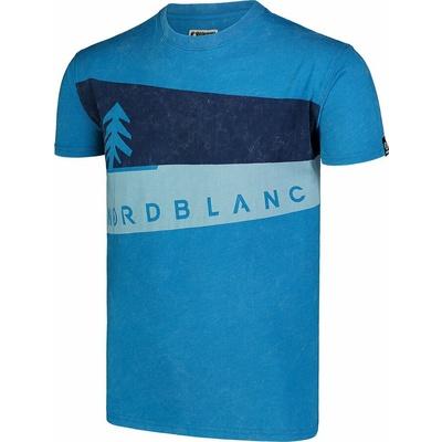 Moška majica Nordblanc Grafično modra NBSMT7394_AZR, Nordblanc