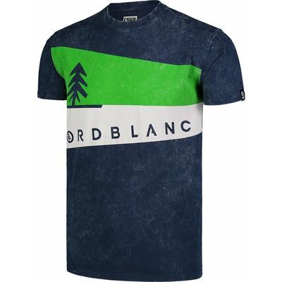 Moška majica Nordblanc Grafični temno modra NBSMT7394_MOB, Nordblanc