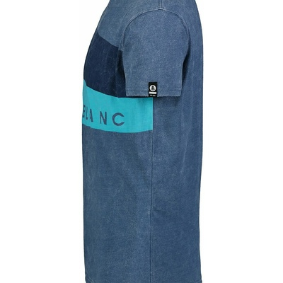 Moška majica Nordblanc Grafično modra NBSMT7394_SRM, Nordblanc