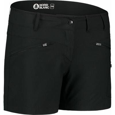 Ženske lahke kratke hlače za na prostem NORDBLANC Enostavnost NBSPL7418_CRN, Nordblanc