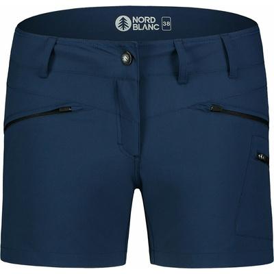 Ženske lahke kratke hlače za na prostem NORDBLANC Enostavnost NBSPL7418_NOM, Nordblanc