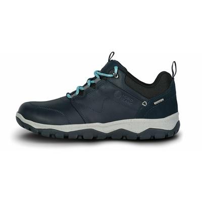 Žensko usnje zunanji čevlji Nordblanc Don NBSH7442_NVY