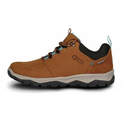 Žensko usnje zunanji čevlji Nordblanc Don NBSH7442_TAN