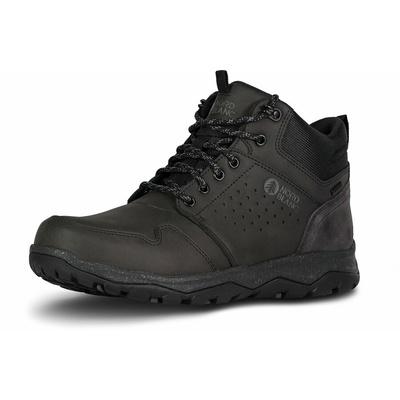 Moška usnje zunanji čevlji Nordblanc Futuro NBSH7445_BLK