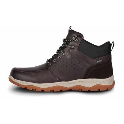 Moška usnje zunanji čevlji Nordblanc Futuro NBSH7445_BRN