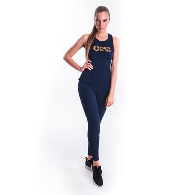 Ženska fitnes top Nordblanc Balzam modra NBSLF7446_NMM, Nordblanc