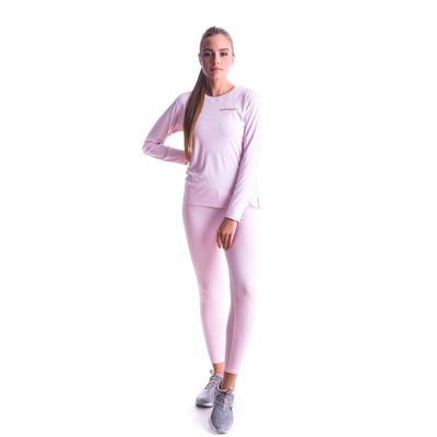 Ženske fitnes majica Nordblanc Spopad roza NBSLF7448_BRR, Nordblanc