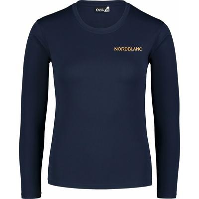 Ženske fitnes majica Nordblanc Spopad modra NBSLF7448_NMM, Nordblanc