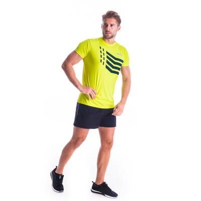 Moška majica Nordblanc Močnejši Rumena NBSMF7457_BPZ, Nordblanc