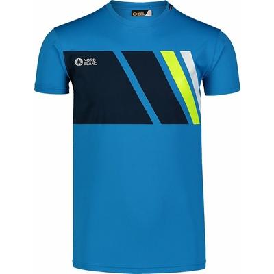 Moška majica Nordblanc Zapuščina modra NBSMF7458_AZR, Nordblanc